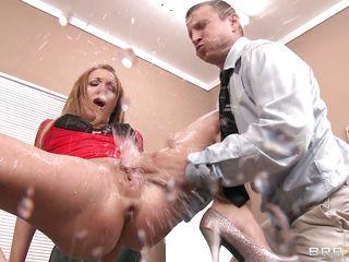 Порно сквирт видео крупным планом
