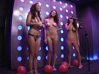Порно звезды кунилингус