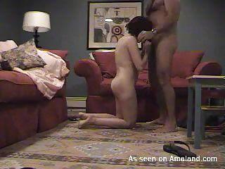 Порно жену ебут вдвоем