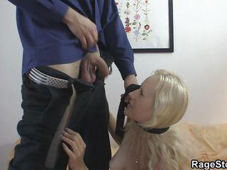 Анальный жесткий грубый секс