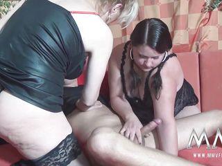 Винтажное немецкое порно видео