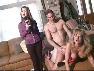 Реальная секс вечеринка
