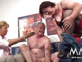 Немецкие зрелки порно