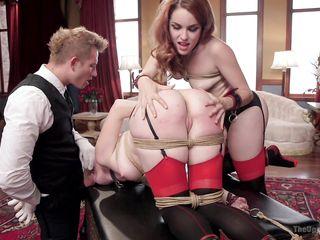 Порно с секретаршами приват