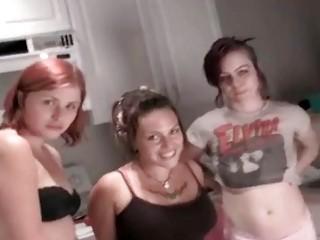 Нарезка писающих оргазмов
