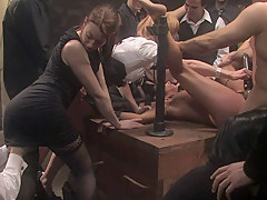 Порно унижение нарезка