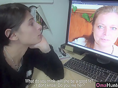 Маленькие пожилые женщины порно