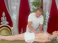 Фетиш массаж