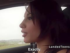 Смотреть любительское порно в машине