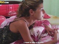 Русское порно с мамой в первый раз