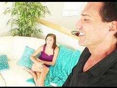 Минет сперма в рот видео