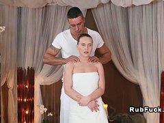 Эротичесский массаж