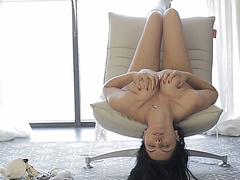 Мастурбация брюнеток порно