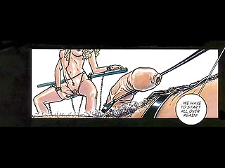 Порно бдсм мультфильмы