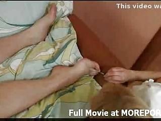 Порно видео анальный страпон