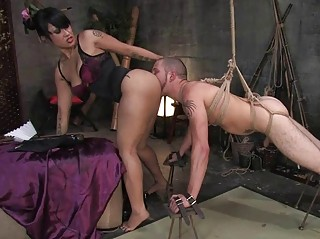Наказание жены мужем