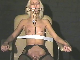 Порно бдсм иглы