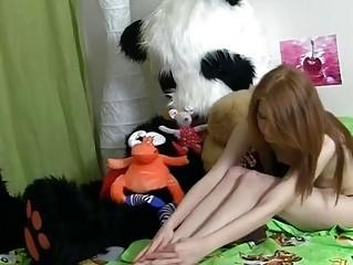 Порно онлайн большие игрушки